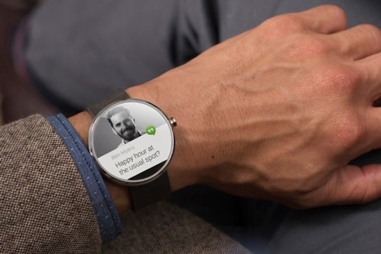 Google Android Wear Projesi